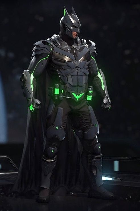 I Wish I Can Have His Armor In Injustice 2 Batman Injustice
