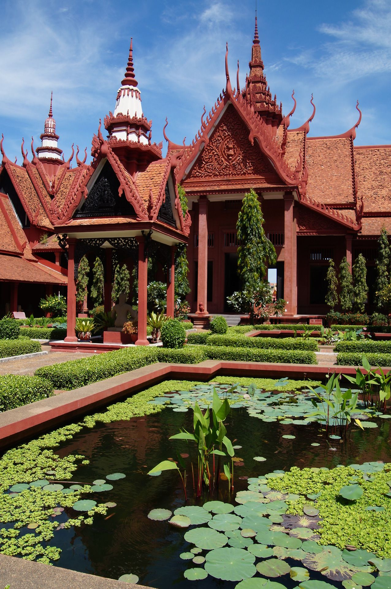 alongwayforrice:  National Museum of Cambodia, Phnom Penh