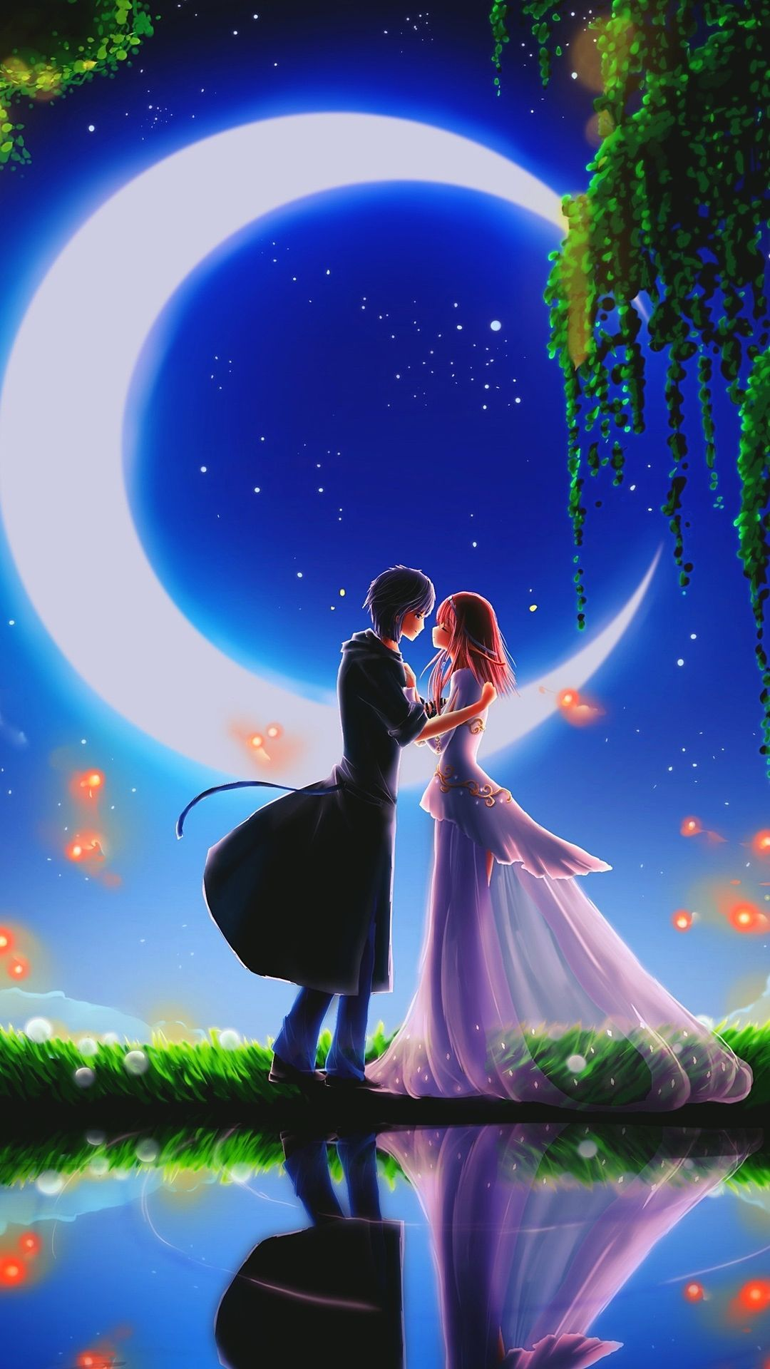 Anime Couple Wallpaper 4k 1280x2120 Embraced And Endeared Anime Couple 4k Iphone 6 Hd Anime Couple Wallpaper In 2020 Hd Anime Wallpapers Anime Anime Wallpaper Iphone