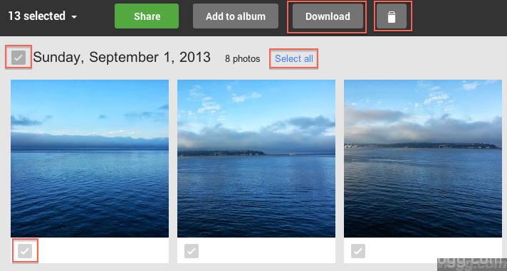How to Delete your Google+ Auto Backup photos? Backup