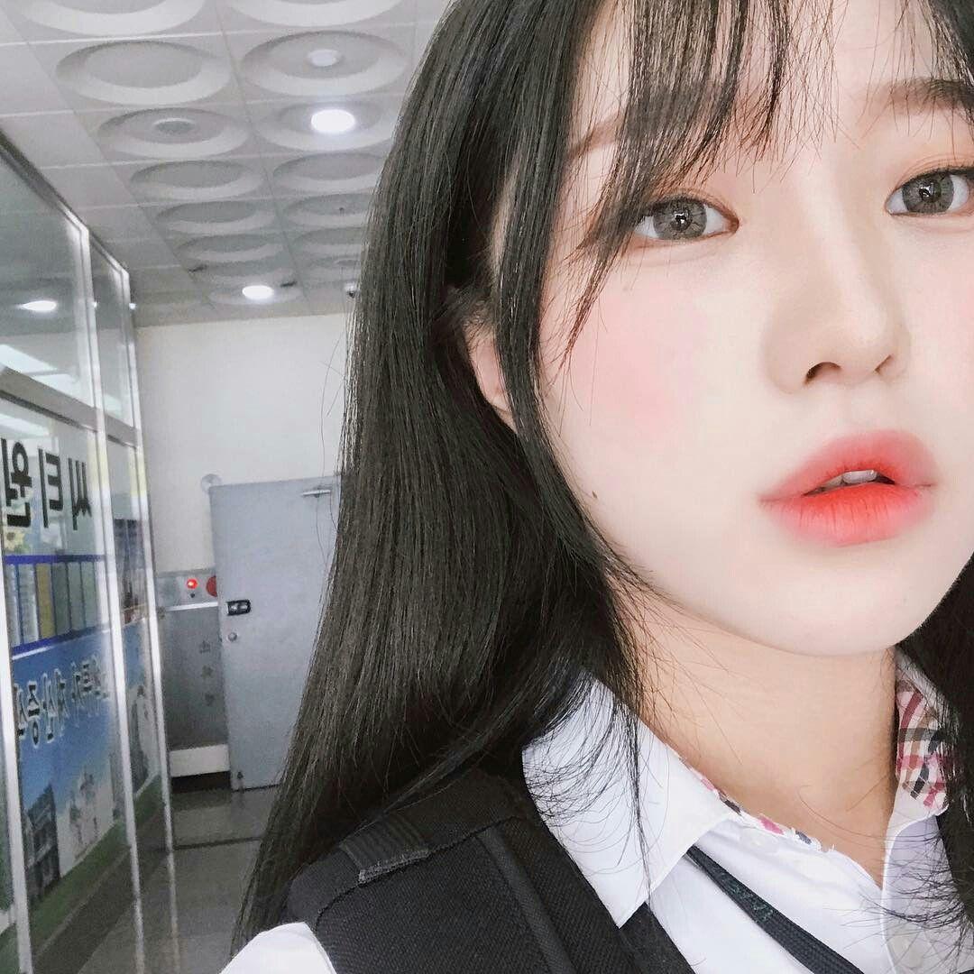 Cute Korean Girl Aesthetic