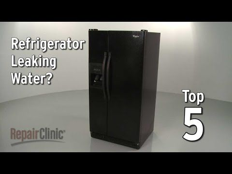 Here Are The Most Common Reasons Your Whirlpool Refrigerator Is