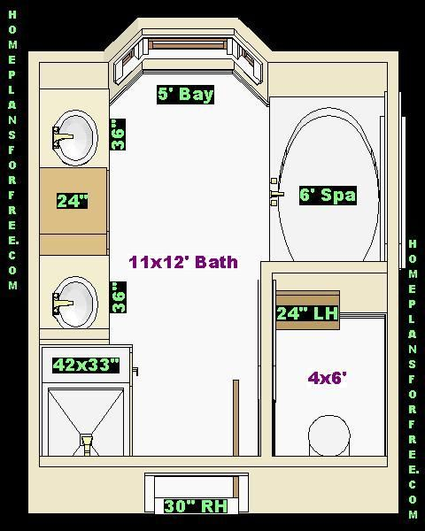 Free Bathroom Plan Design Ideas Click Image To Close This Window Bathroom Plans Bathroom Renovations Plan Design
