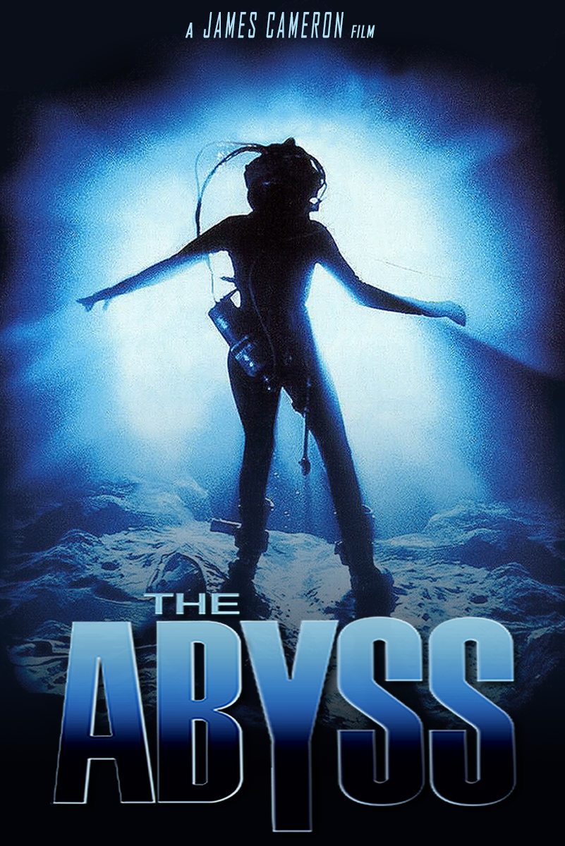 The Abyss Poster 801x1200