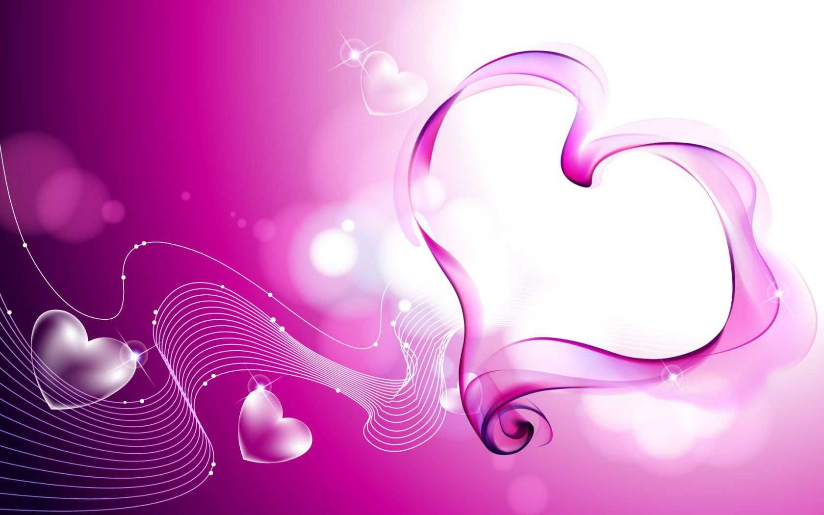 Love Heart Wallpapers HD Wallpaper