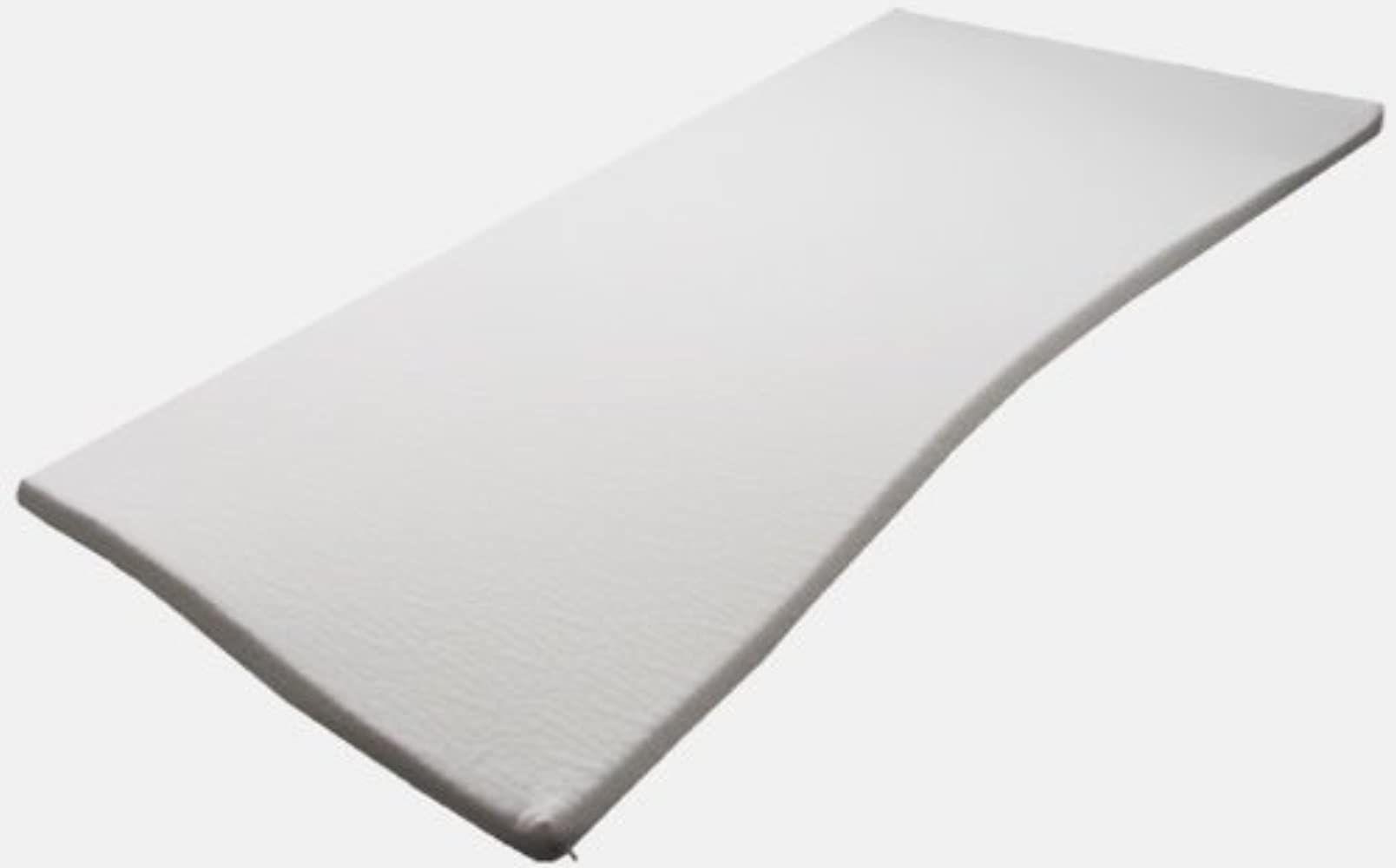 Pyramidenkonig Sondermasse 5cm Viscoelastische Matratzenauflage Mit