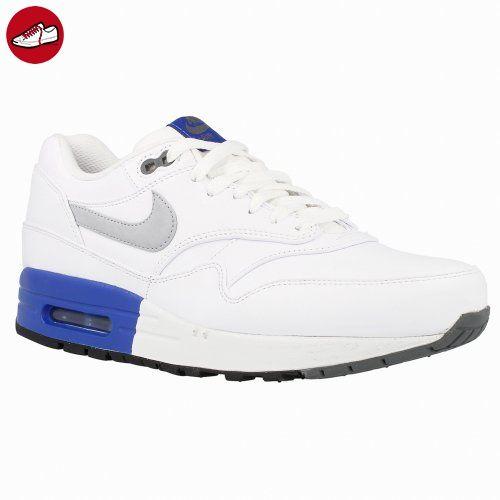 competitive price 9dc6a 62d2e Nike - Air Max 1 Prm - Coleur Blau-Weiß - Taille 44.0