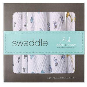 Aden And Anais Swaddle Blankets Interesting $4033 Aiden And Anais Swaddle Blanketsbest Blankets Ever Can Be Design Decoration