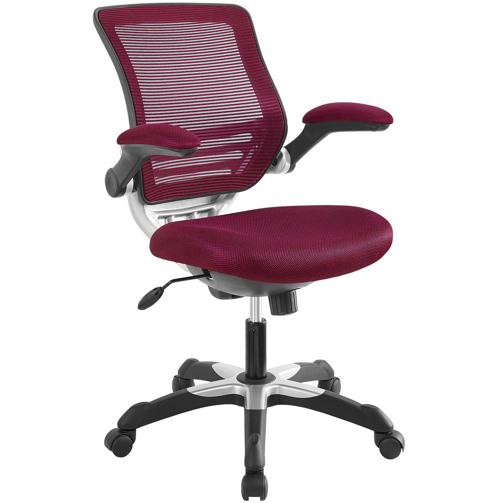 Purple Desk Chair Elegant Home Nilkamal Frolic Easy Chair Purple and ...