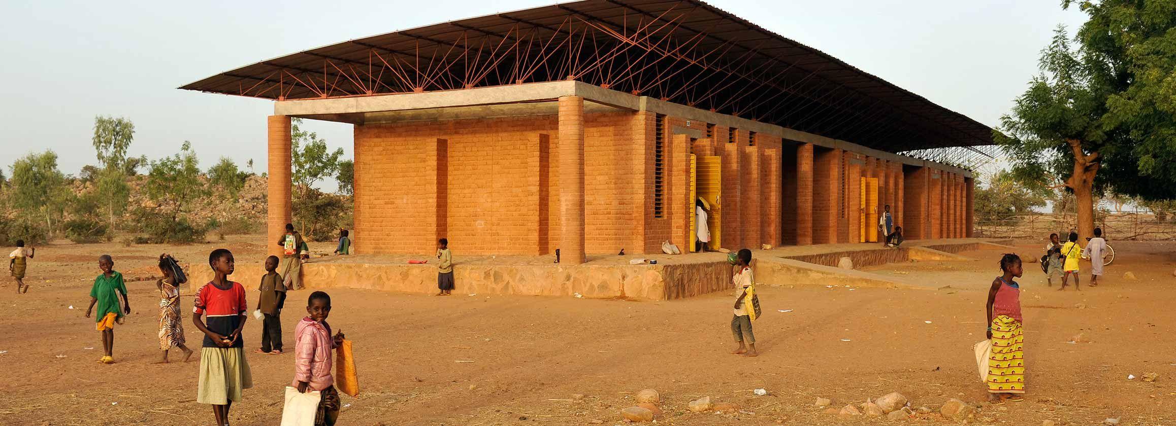 K 233 R 233 Architecture Primary School Gando Burkina Faso