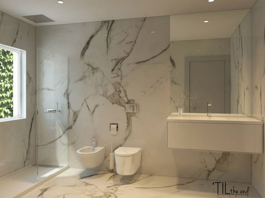 Ideas y secretos para reducir la humedad en su casa | Diseño de baño ...