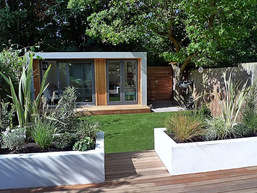 Marvelous 10 Modern Garden Designs London 2014 Contact Anewgarden For More Information