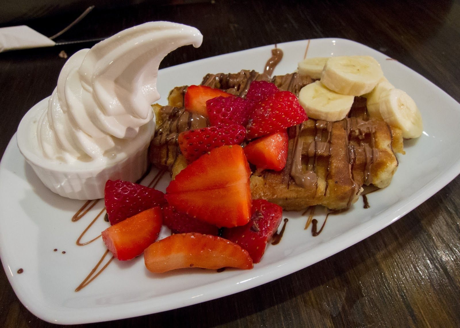 Wicked Waffles - Mooberry Dessert & Breakfast Bar, Neutral Bay