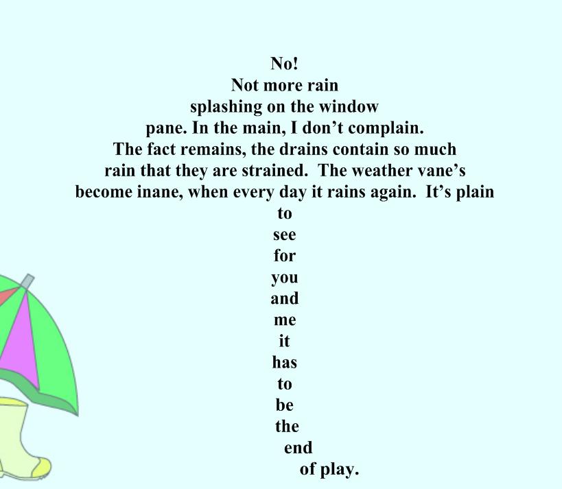 Write Theme Poems