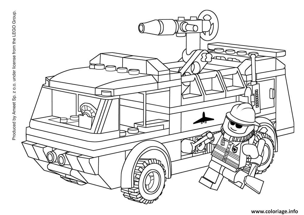 Pin By Jasmine Rios On Coloring Pages Lego Coloring Pages Truck