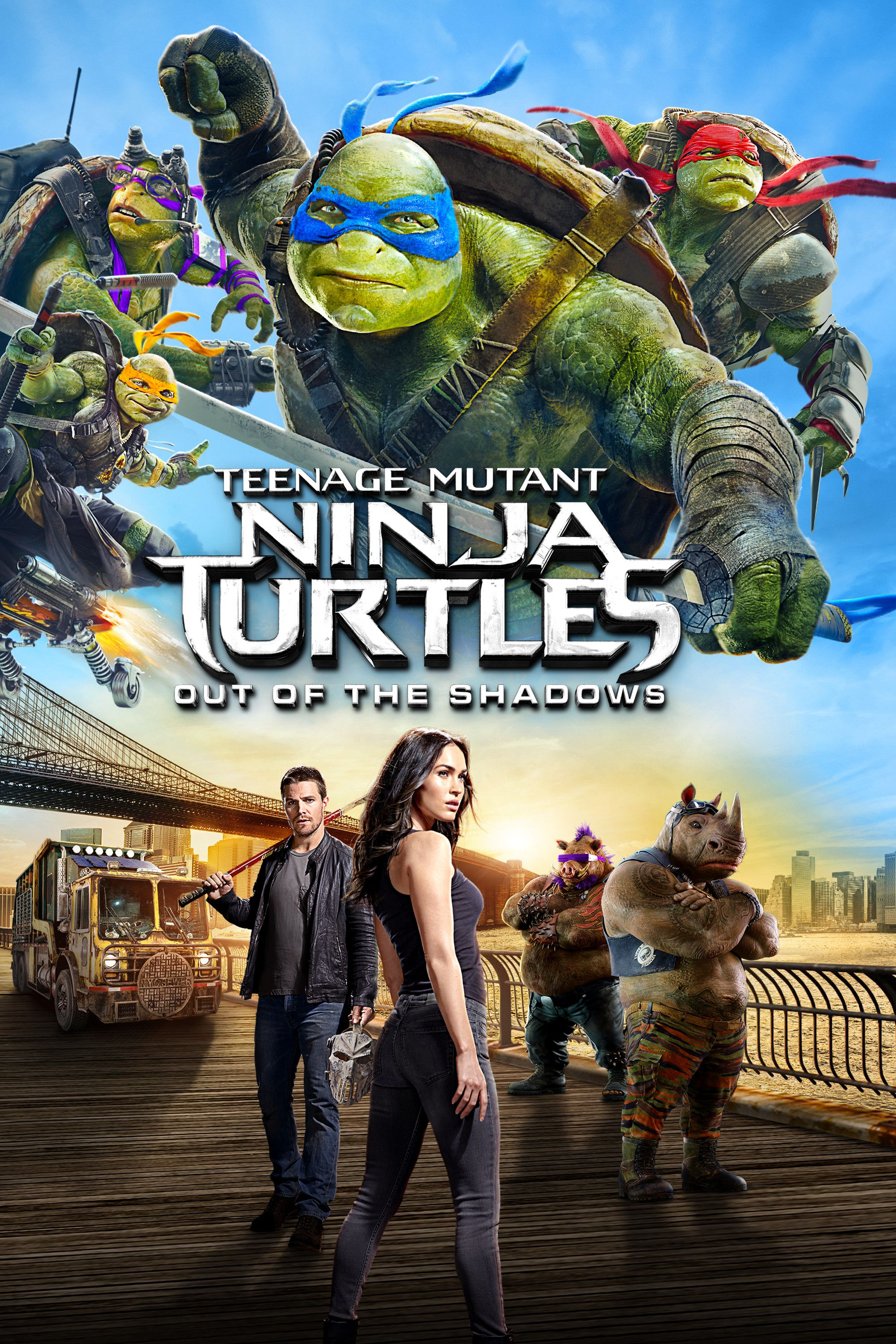 New Hindi Movei 2018 2019 Bolliwood: Teenage Mutant Ninja Turtles: Out Of The Shadows Movie