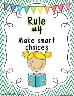 FIVE CLASSROOM RULES WHOLE BRAIN TEACHING CLASS