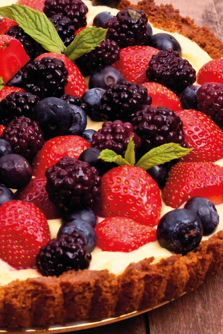 Crostata di Frutta della Nonna