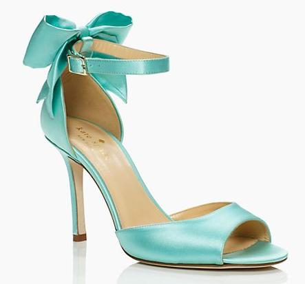 Scarpe Da Sposa Color Tiffany.Kate Spade Blu Tiffany Moda Nel 2019 Scarpe Da