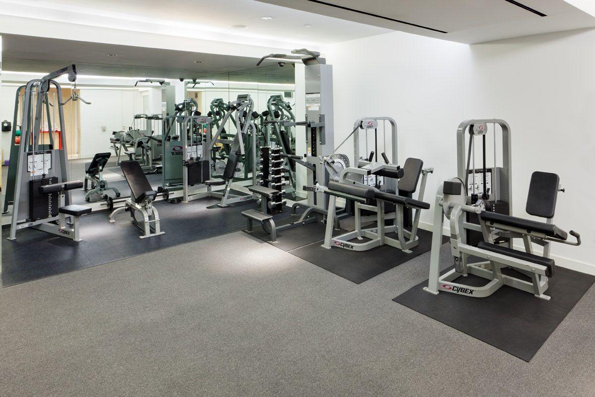 Our fitness center home bryant park hotel home decor