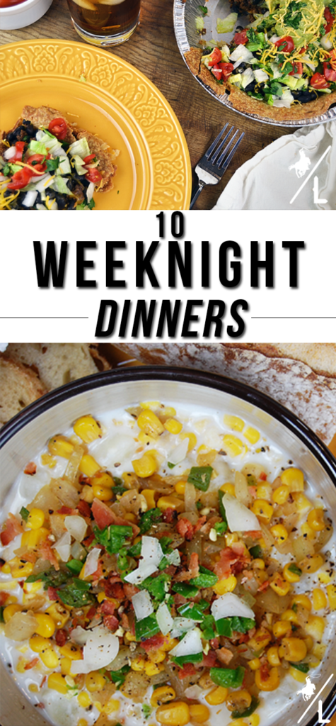 10 Quick Weeknight Dinners images