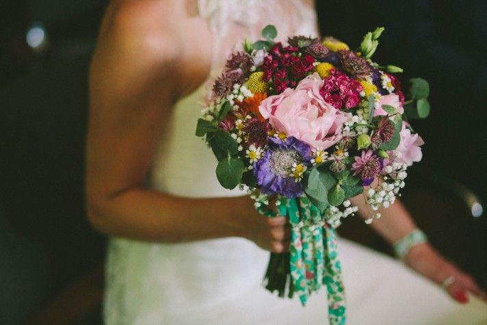 Sarah + Guillaume - Un mariage guinguette dans le périgord - Le Blog de Madame C