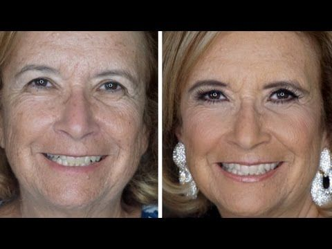 Makeup Videos For Mature Skin