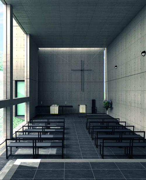 Tadao ando architecture architektur geb ude moderne architektur - Beruhmte architektur ...