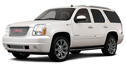 2013 Gmc Yukon Denali 2wheel Drive 4door White Diamond Tricoat