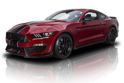 Ebay 2017 Ford Mustang 400 Actual Mileage Shelby Gt350 5 2l 6spd