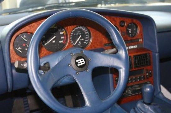 Bugatti EB 110 Sport