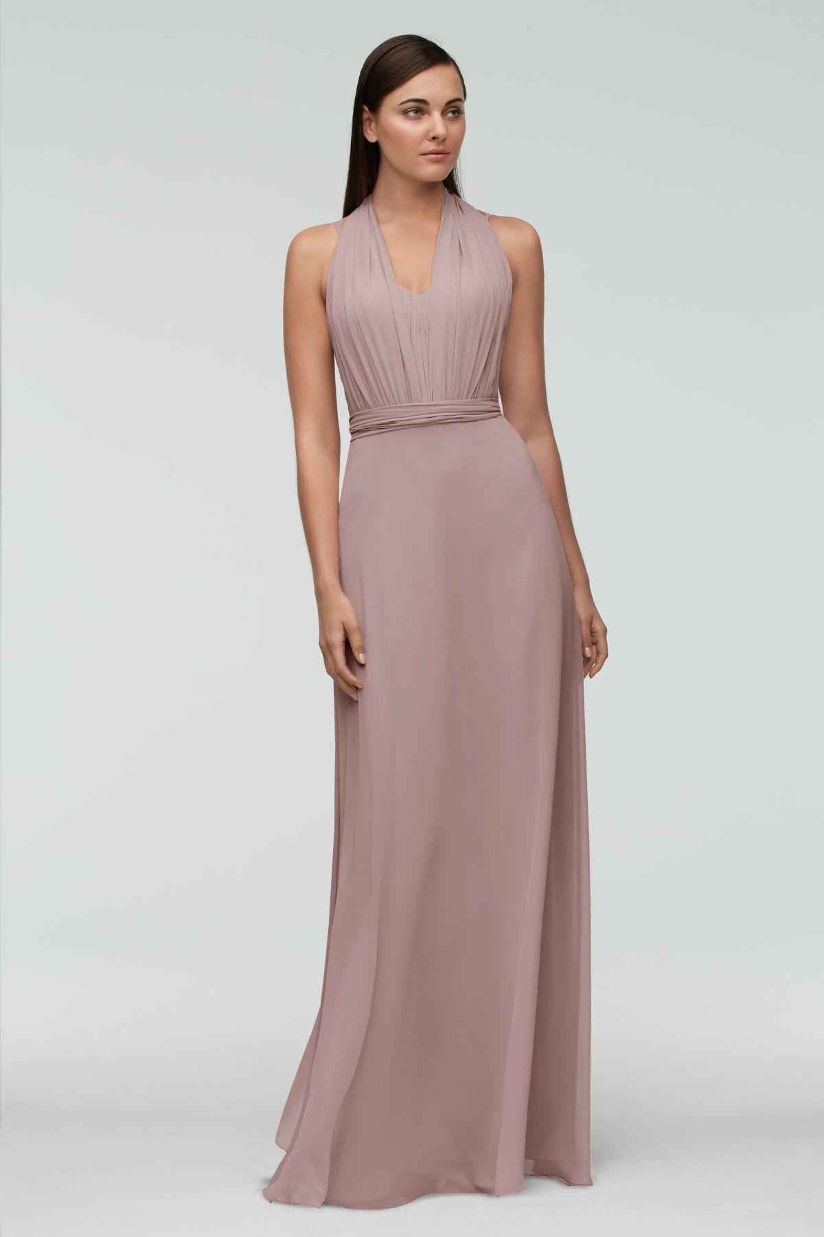 Watters Maids Dress Jill  c7e76cff2421