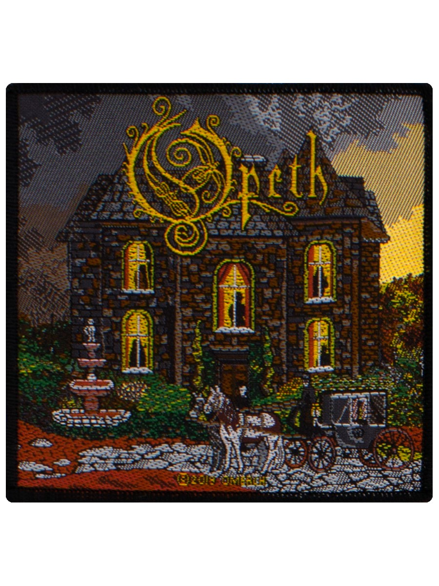 Opeth Sorceress Patch 7cm x 10cm