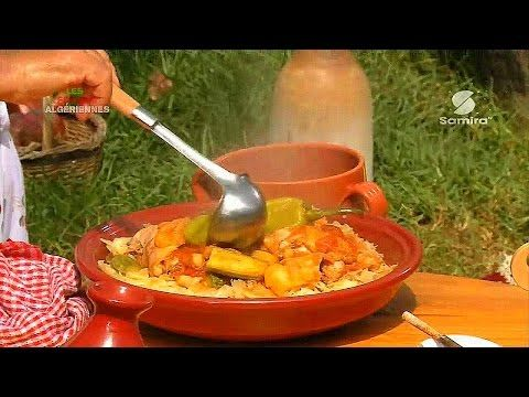 Samira tv chakhchoukha de biskra recette facile la - Cuisine tv recettes 24 minutes chrono ...