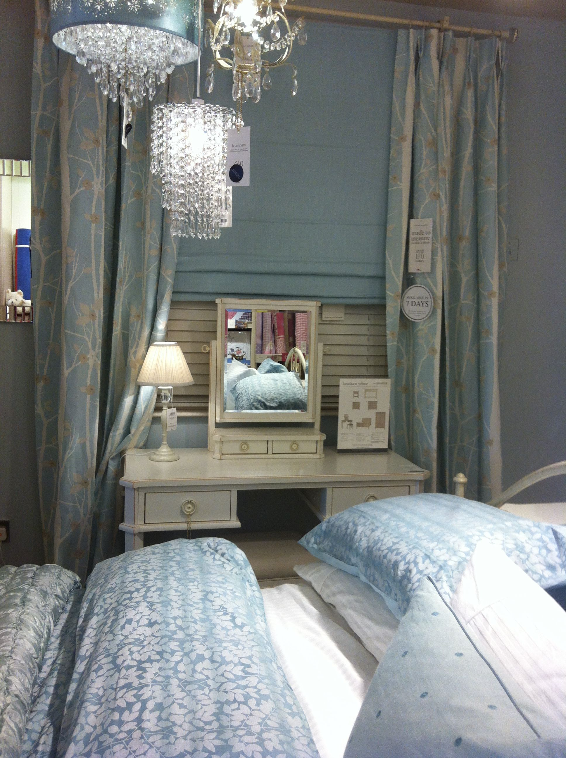My New Duck Egg Blue Bedroom Colour Scheme Already Have The