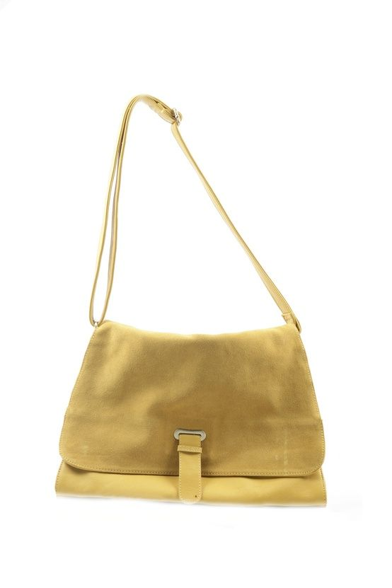 Cute mustard yellow bag