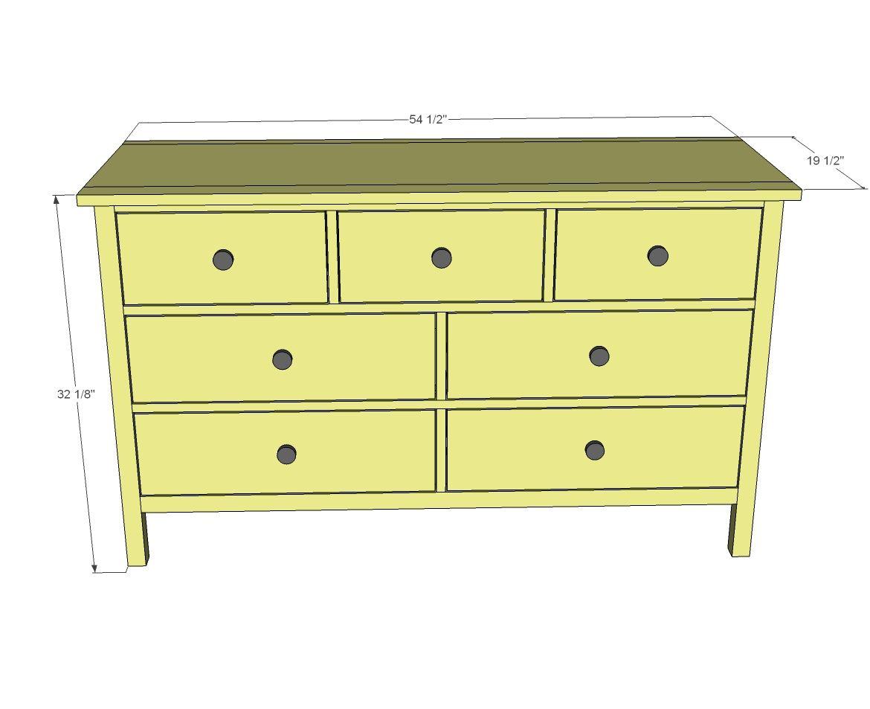 Best Kendal Extra Wide Dresser Planos De Muebles Planos De 400 x 300
