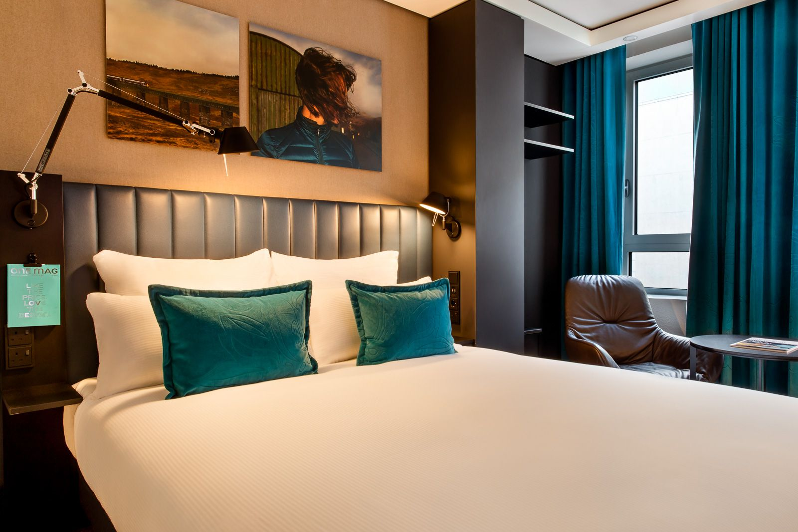 Hotel Glasgow Motel One Home, Bed springs, Home decor