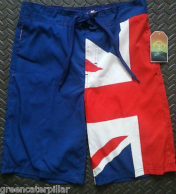 a533a335ce304 Mens British Flag Union Jack Swim Shorts from PRIMARK new Mulitple Sizes  I'd love to have a pair of these that fit me