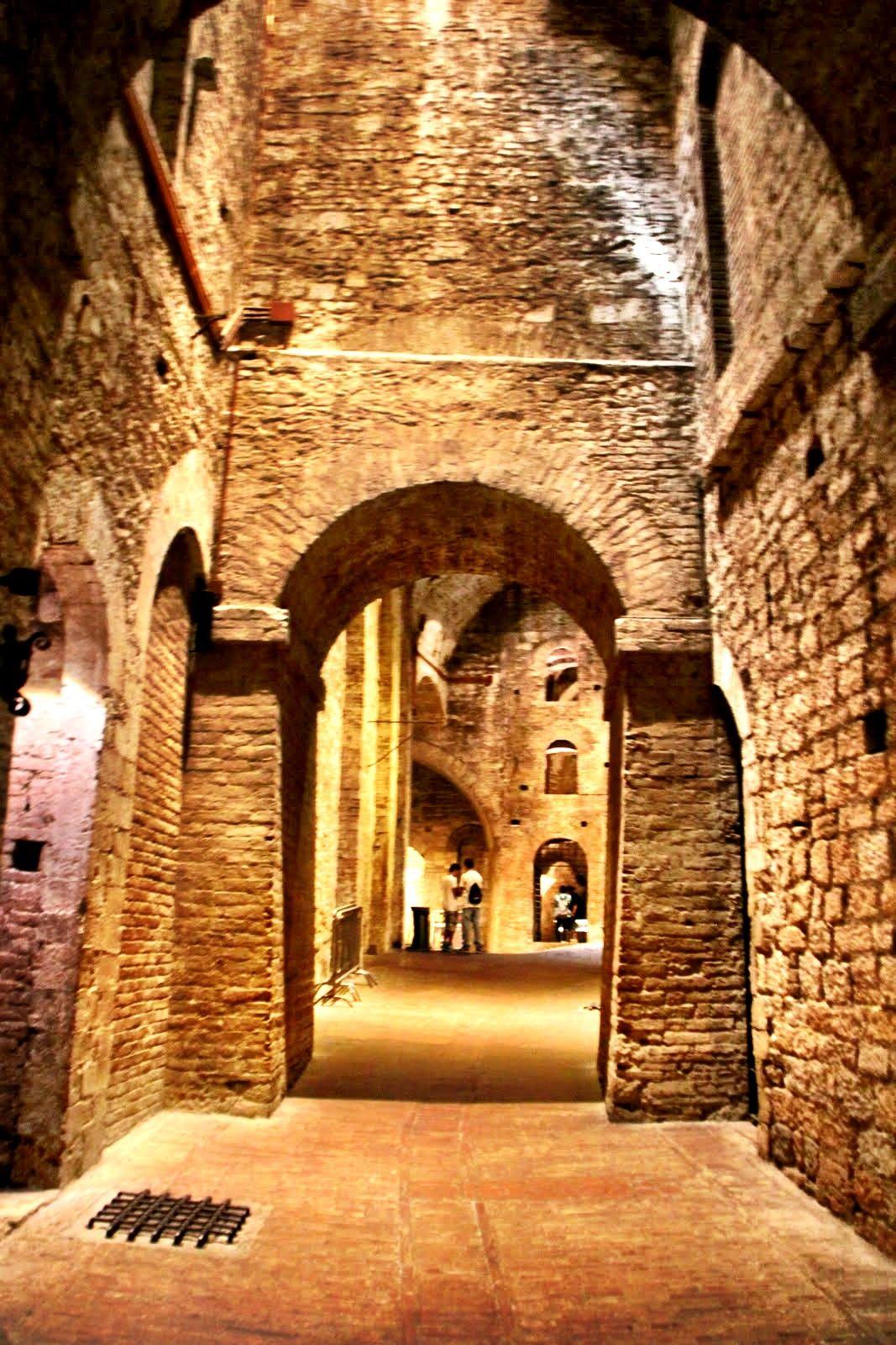 La Rocca Paolina, Perugia, Italia Viaggi, Luoghi