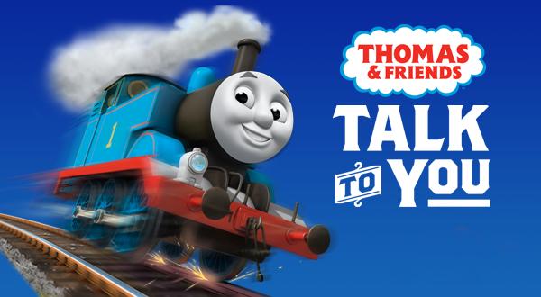 Thomas Thomas And Friends Thomas Talking To You