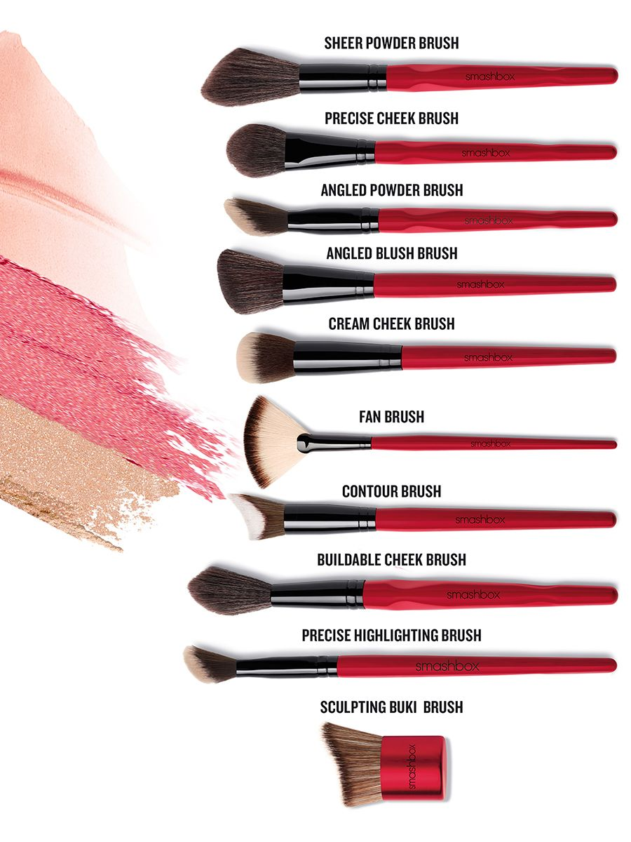 Smashbox Angled Powder Brush & Reviews Shop All Brands
