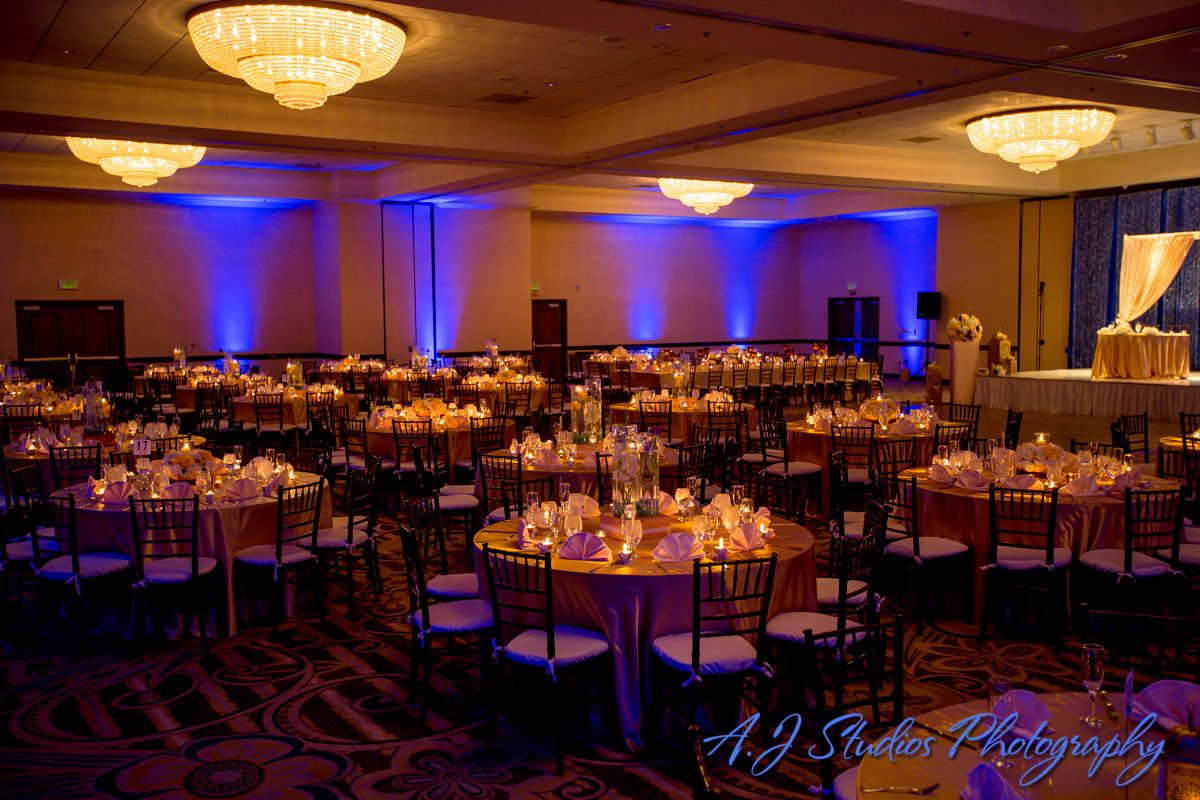 7,408 Sq. Ft. of event space