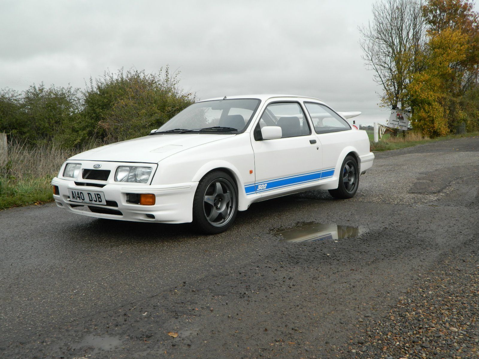 Ford Sierra 302 V8 3door Cosworth 500 Looks And Performance
