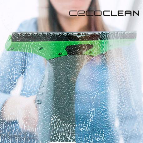 Aspirador Limpiador de Cristales Cecoclean Crystal Clear 5023 - 2482