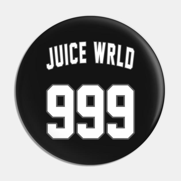 Juice Wrld 999 Juice Wrld 999 Pin Teepublic