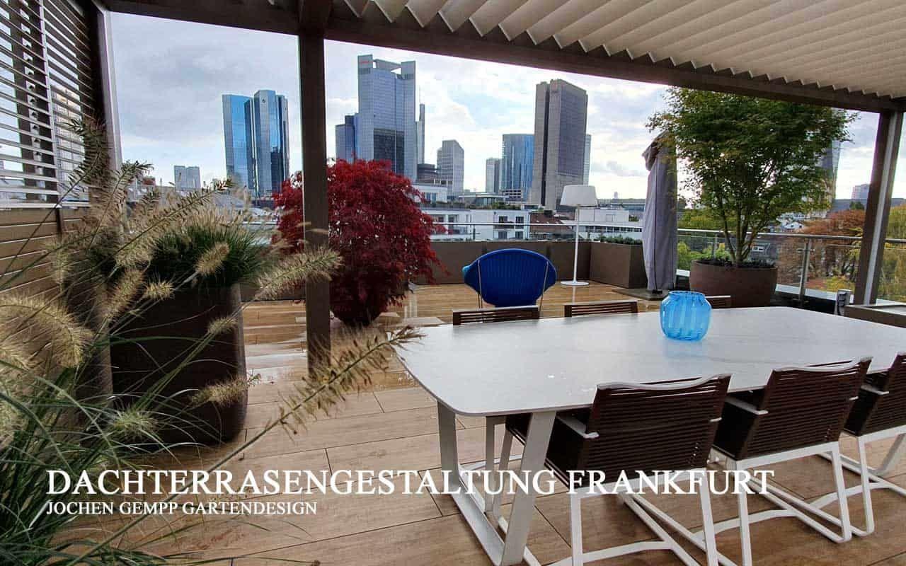 Dachterrassenplanung Dachterrassengestaltung Frankfurt Gempp Gartendesign Dachterrassengestaltung Garten Design Terrasse