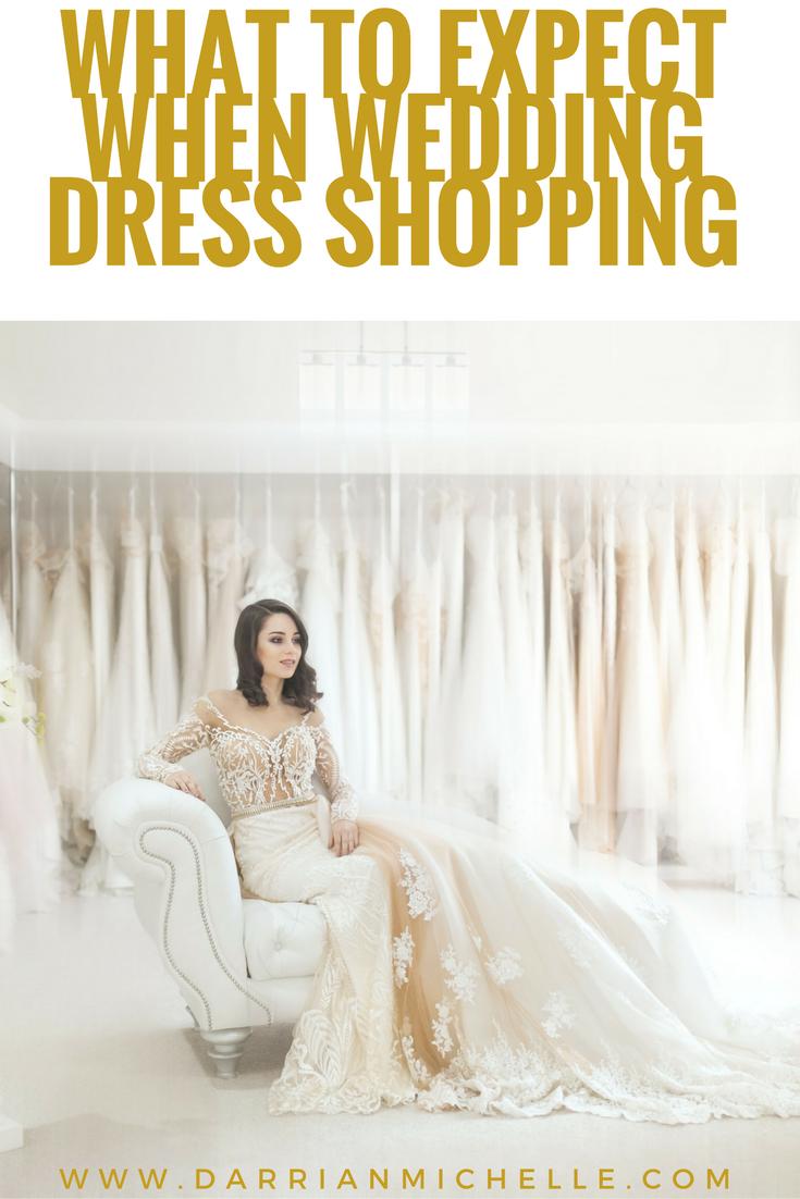 Wedding Dress Shopping 101
