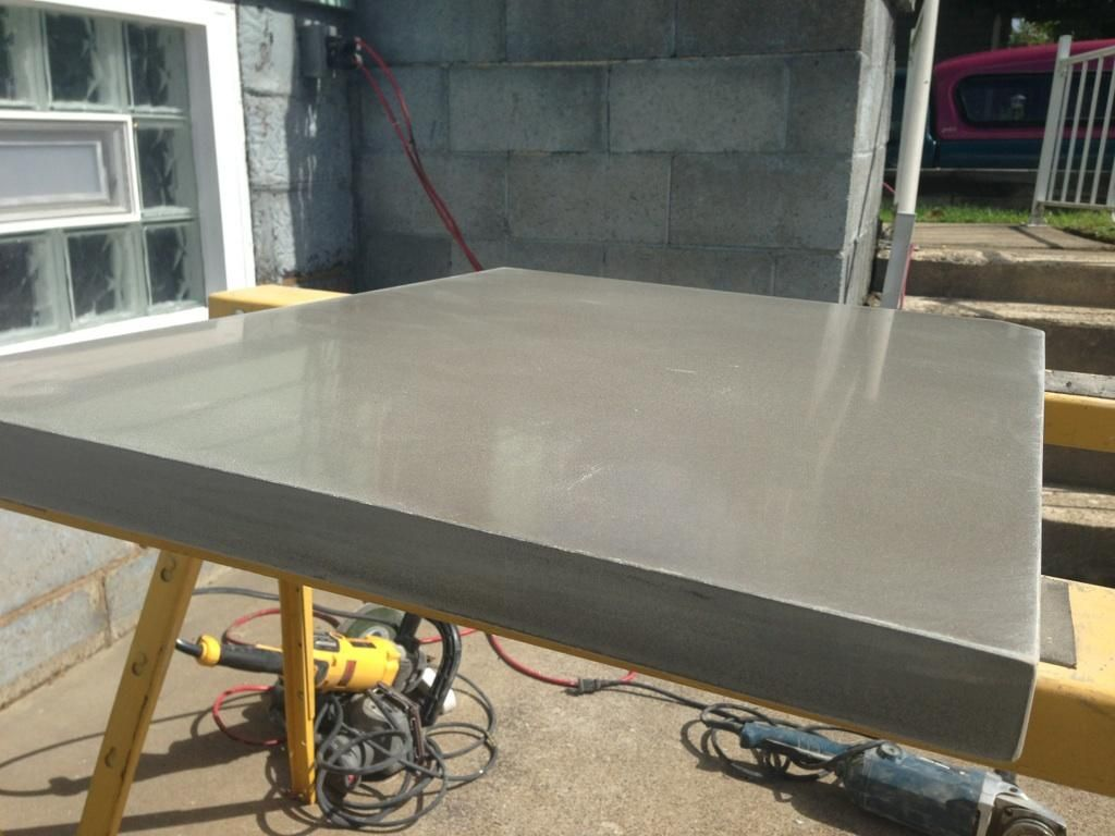 Ardex pct countertop work done by donald clark decor