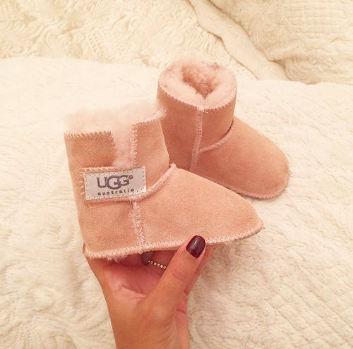 UGG <3 #small boots -  #OMG